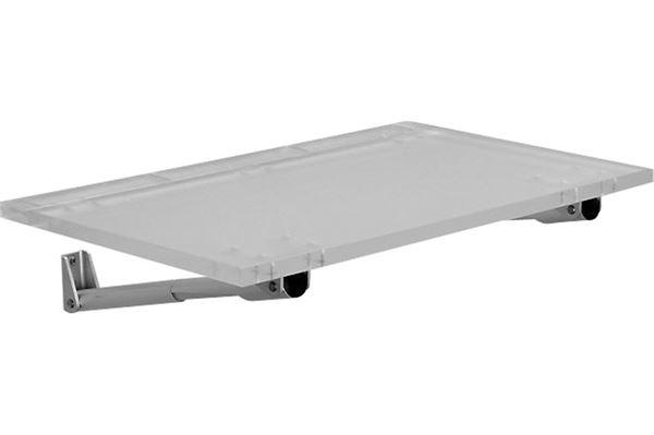 Image of   Bordbeslag L 27,5 cm til sammenklappeligt bord
