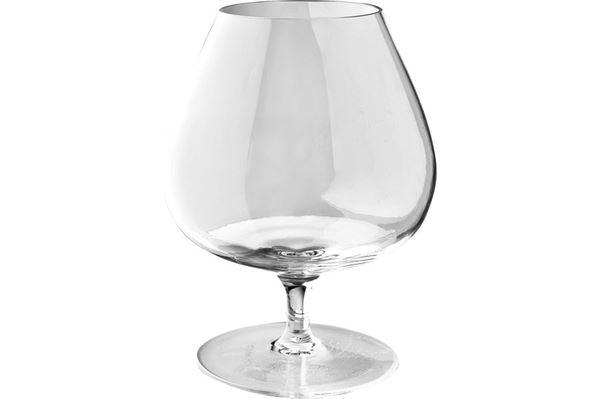 Cognacglas - ligner et rigtigt glas