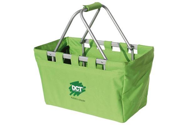 Image of   DCT sammenklappelig indkøbskurv