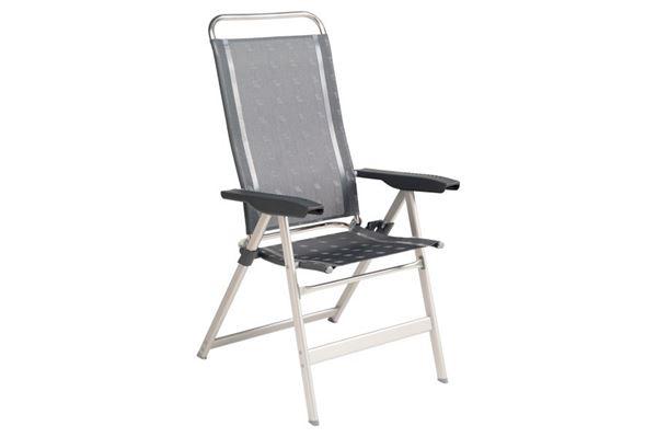 Dukdalf Dynamic stol med lav sædehøjde, grå