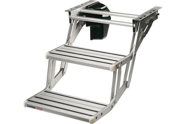 Elektrisk trappetrin, Omni-Step 12 V 500, dobbelt