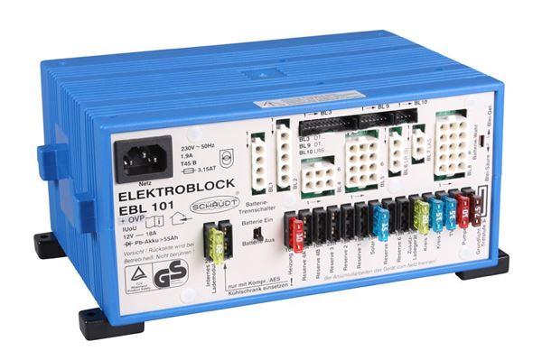 Elektroblok EBL 101 + OVP