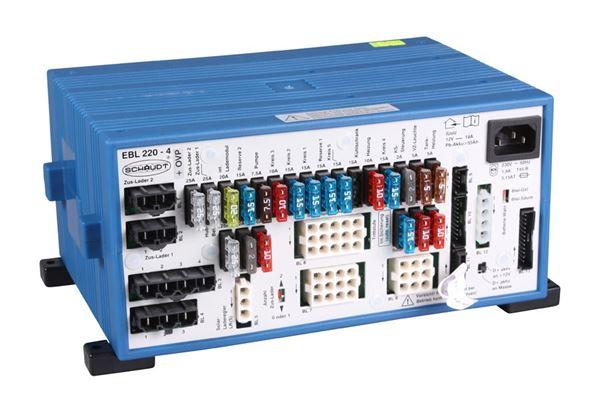 Elektroblok EBL 220-2B + OPV