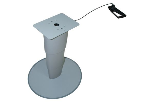 Image of   Enkeltsøjle hæve/sænke-bordstel