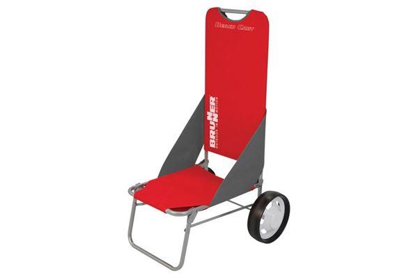 Foldbar strand trolly, Beach cart.