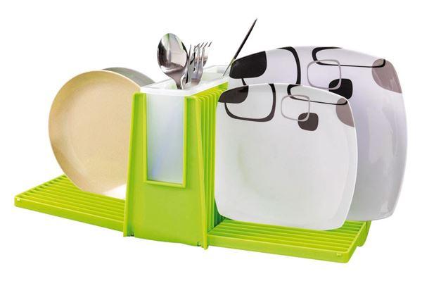 Foldbart opvaskestativ