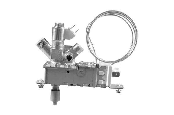 Gasventil. Passer til model N80, N90, N112 og N100E