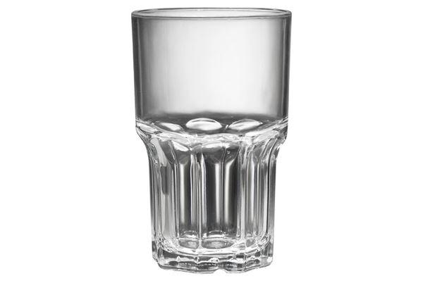 Granity drikkeglas stk - ligner et helt almindeligt glas