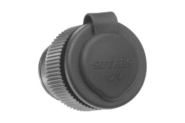 Image of   Indbygningsdåse til cigartænder 12 V, for påskruning