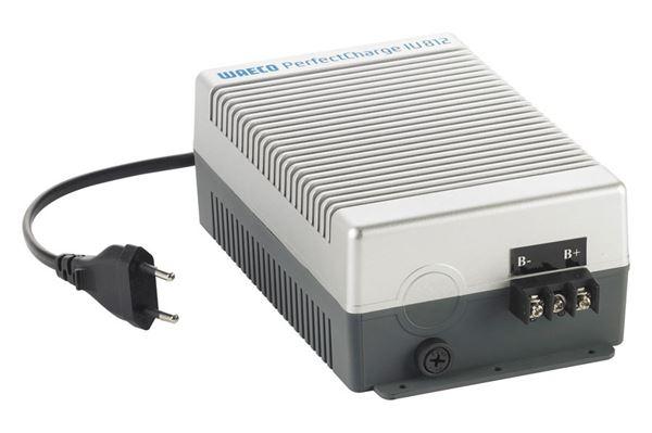 IU kompaktlader 8 amp