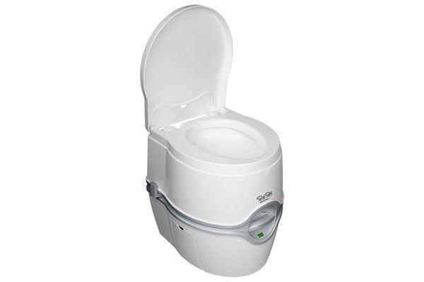 Kemisk toilet - Porta Potti Excellence, hvidt