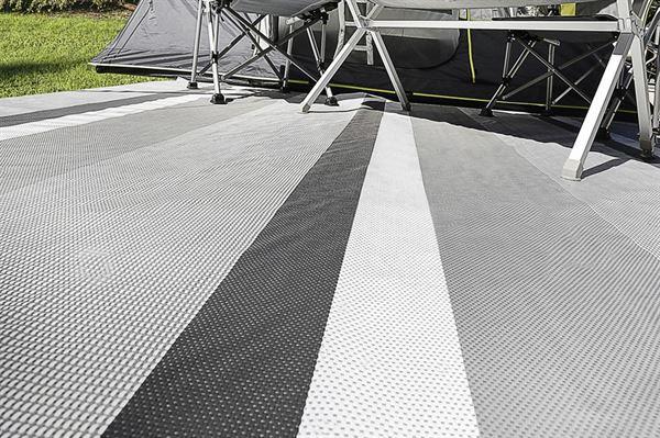 Kinetic vendbart tæppe