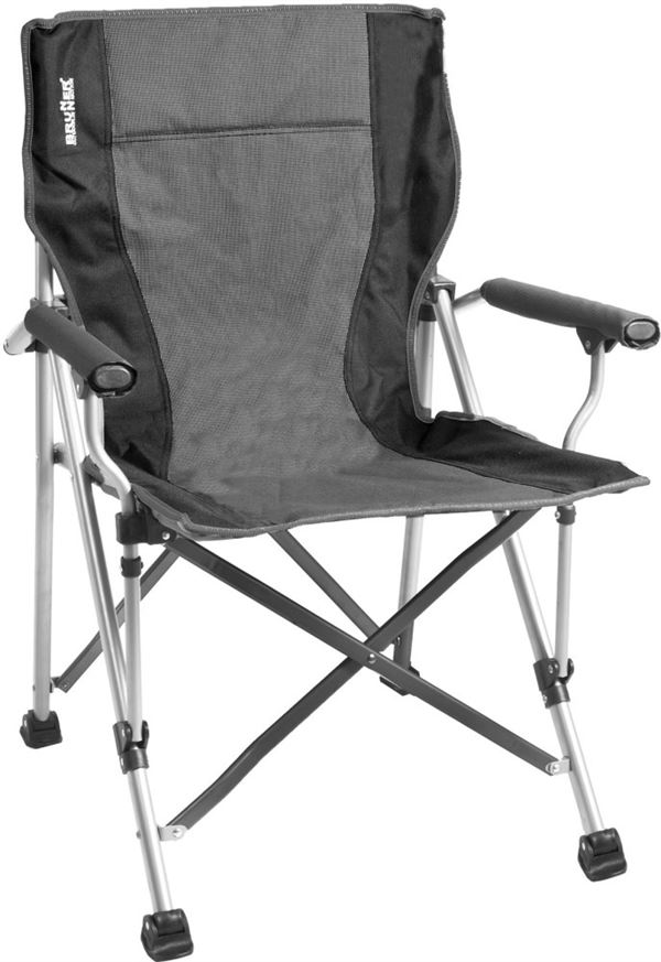 Image of   Komfortabel foldestol med armlæn, Raptor Classic.