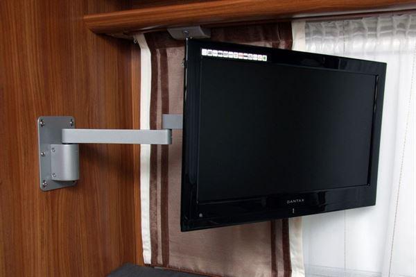 LCD beslag med 2 led - meget fleksibelt