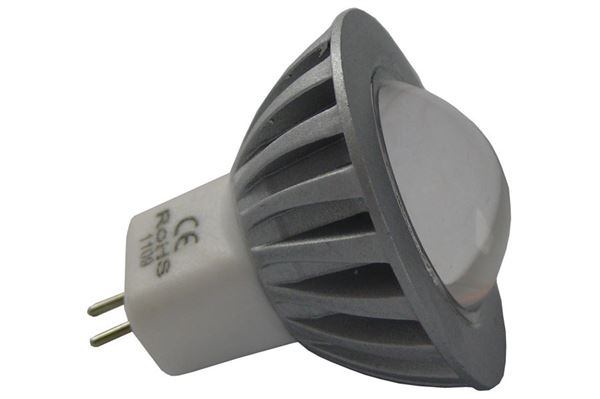 LED pære 12 V, 1,7 watt, G04, Ø 35 mm