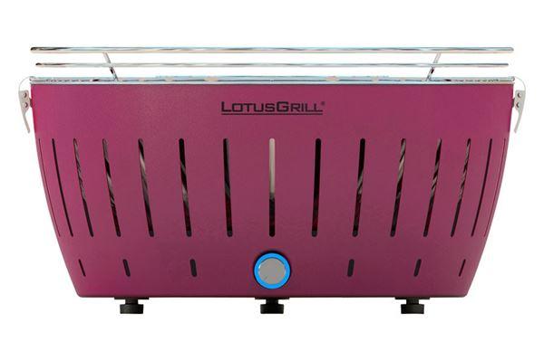 Lotus Grill XL - Nu endnu mere plads til bøffer