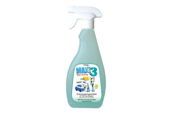 Maxi 3 i sprayflaske - 750 ml