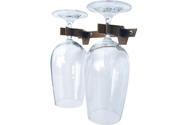 Mega Klipp glasholder M, dobbelt