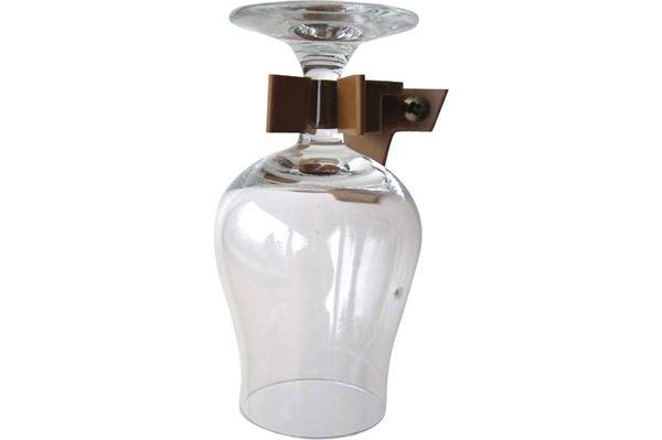 Mega Klipp glasholder M, enkelt