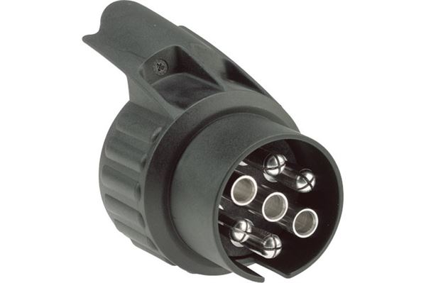 Image of   Mini adapter - fra 7-polet til 13-polet