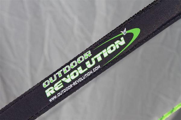 Outdoor Revolution stromstropper med reflekser