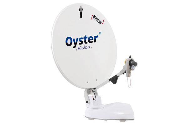Oyster Vision parabol, 85 cm - meget kraftig