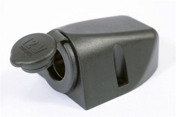 Image of   Påbygningsdåse til cigartænder 12 V