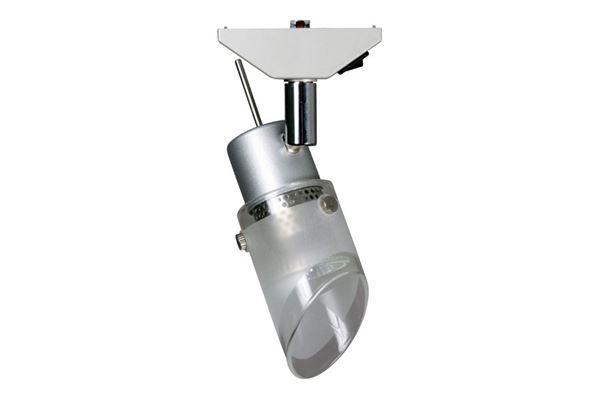 Påbygningsspot i glas 12 V / 10 watt - Dethleffs