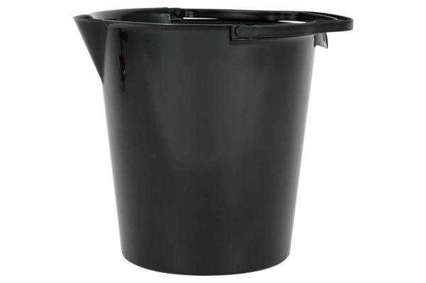 Plastspand til rengøring - 10 liter