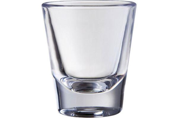 Snapseglas - ligner rigtige glas
