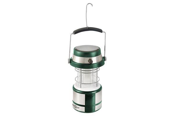 Solcelle lampe, model Gemini.
