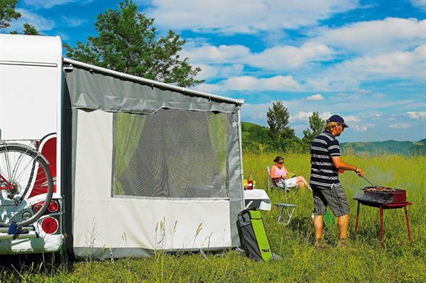 Image of   Standardsider Safari Residence G2 til Omnistor markise 6900