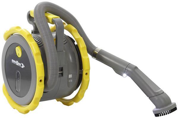 Støvsuger, 12V til våd og tør rengøring.