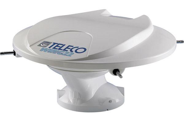 Teleco Wing2 tv-tagantenne 12 V / 24 V / 230 V, ikke retningsbestemt