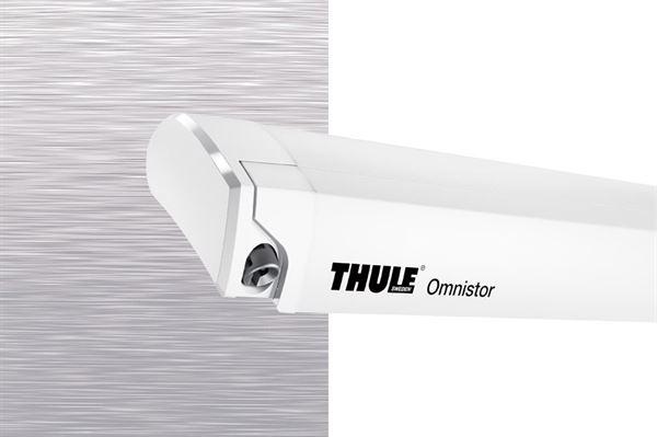 Thule Omnistor markise 9200, mystic grey, hvid boks