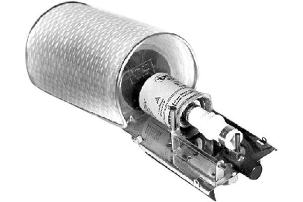 Truma Nova gaslampe med skærm NLS-3-WE