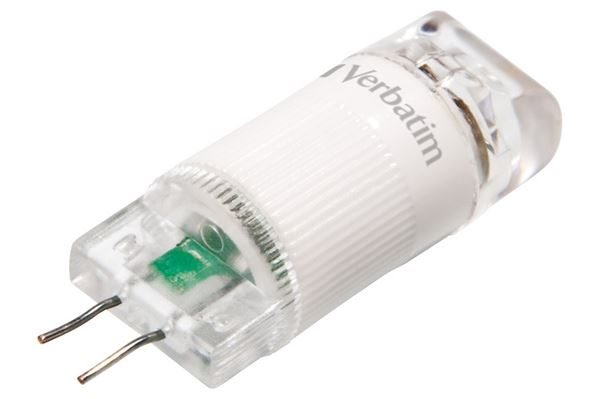 Verbatim LED kapsel, G4 fatning, 1 W