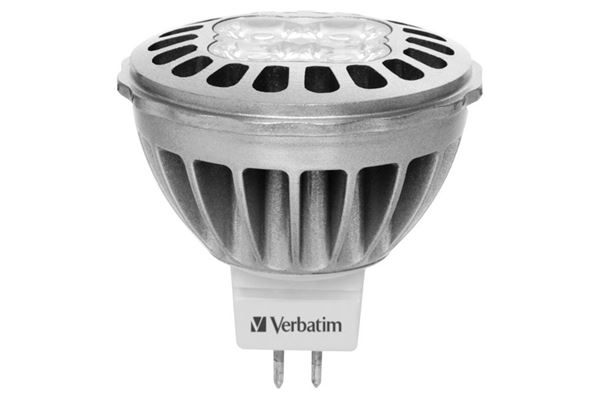 Verbatim LED MR16, GU5.3 fatning, 4,5 W