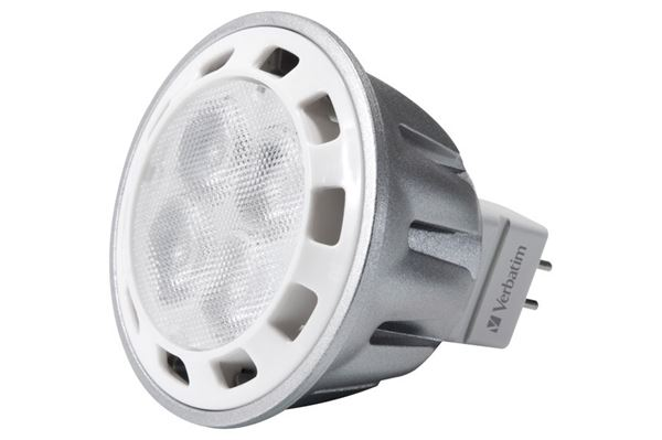 Verbatim LED MR16, GU5.3 fatning, 6,5 W