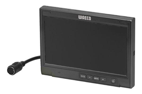"WAECO M75L 7"" LCD-farveskærm"