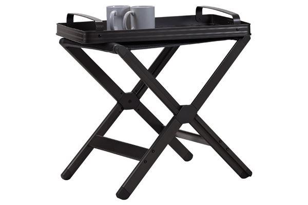 Westfield Dynamic kombineret klapstol og klapbord.