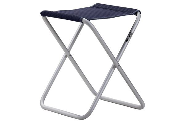 Westfield klapstol, Stool, blå.