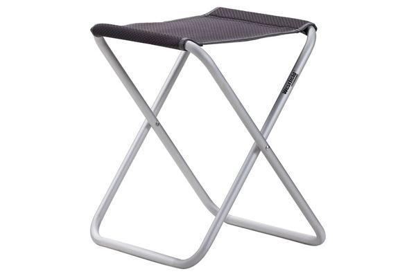 Westfield klapstol, Stool, grå.