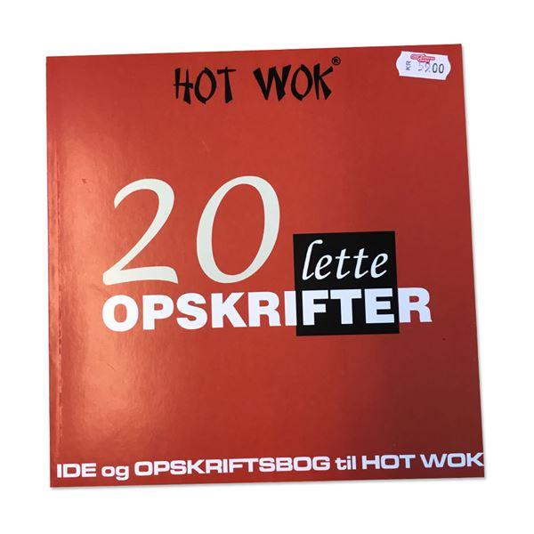 Hot Wok opskriftsbog